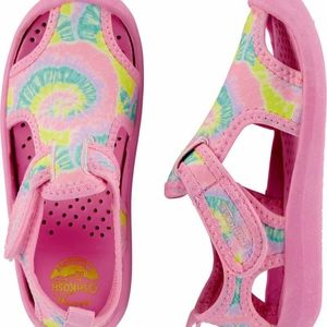OSHKOSH B'GOSH Kids Girls Water Shoes Pink Size 12